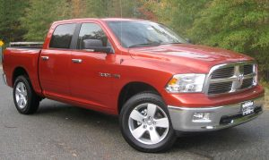 2009 Dodge Ram SLT Big Horn Quad Cab