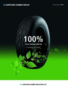 fossil free tire