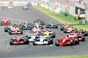formula1 race