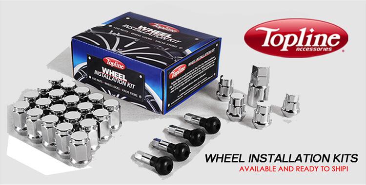 TopLine Wheel Installation Kit