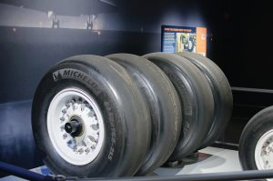 space shuttle endeavor's tires
