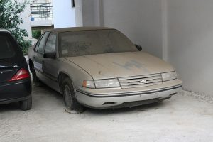 old chevy lumina