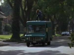 teen wolf car surfing