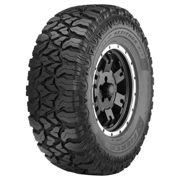 Fierce Attitude M T Mud Tire By Goodyear Tires Light Truck