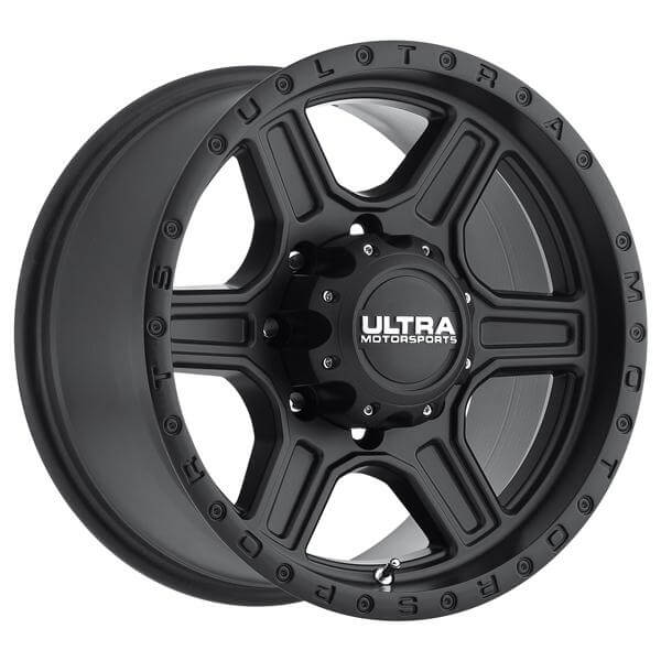 vagabond 176 satin black rim by ultra wheels wheel size 15x8 performance plus tire. Black Bedroom Furniture Sets. Home Design Ideas
