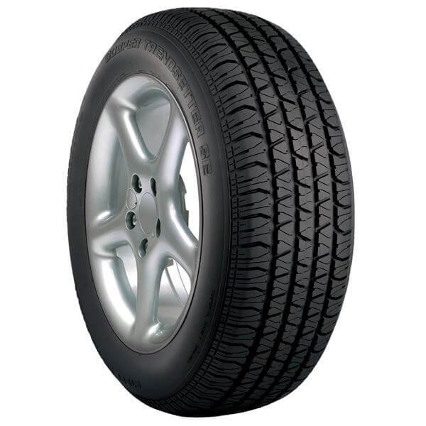 trendsetter se all season tire by cooper tires passenger. Black Bedroom Furniture Sets. Home Design Ideas