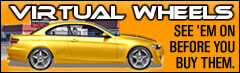 View your Product on your Vehicle through Virtual Wheels