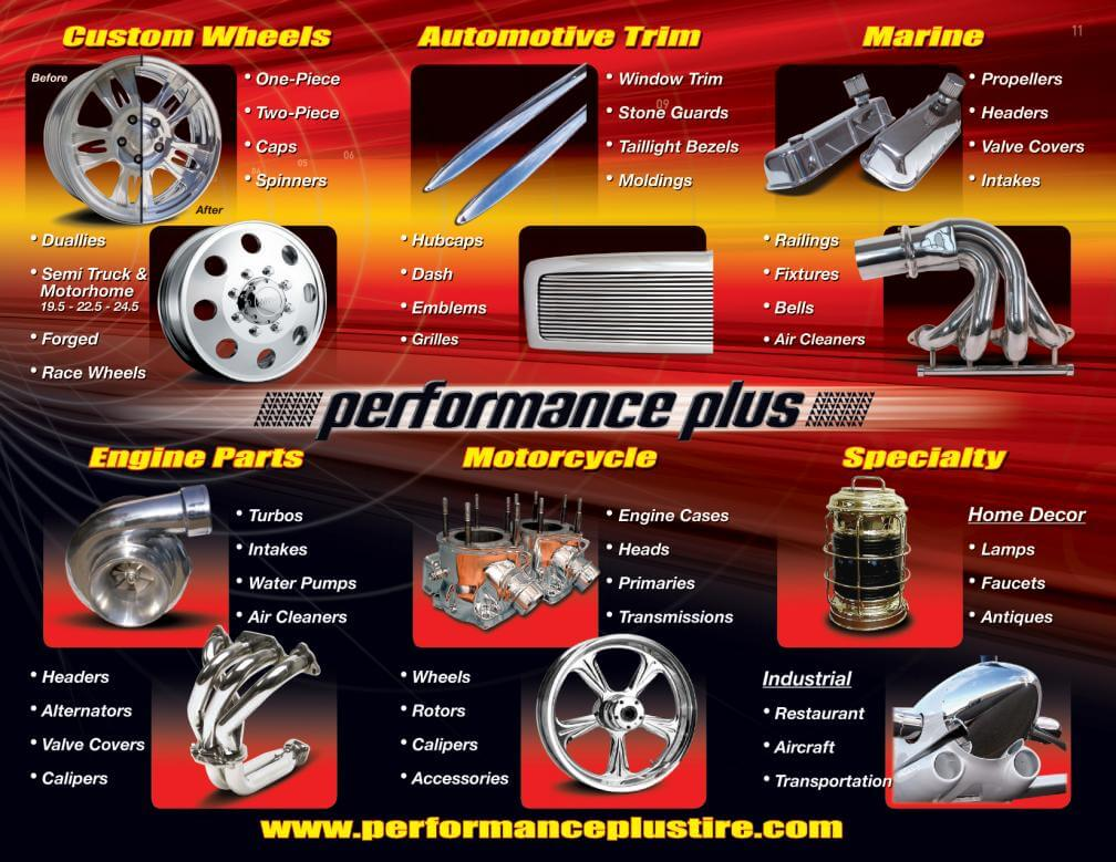 Performance Plus Tire Polishing Services