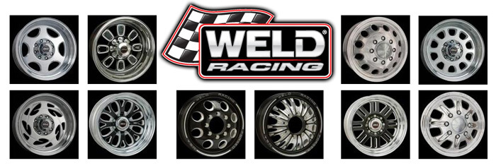Click Here to shop for Weld Racing Dually Wheels