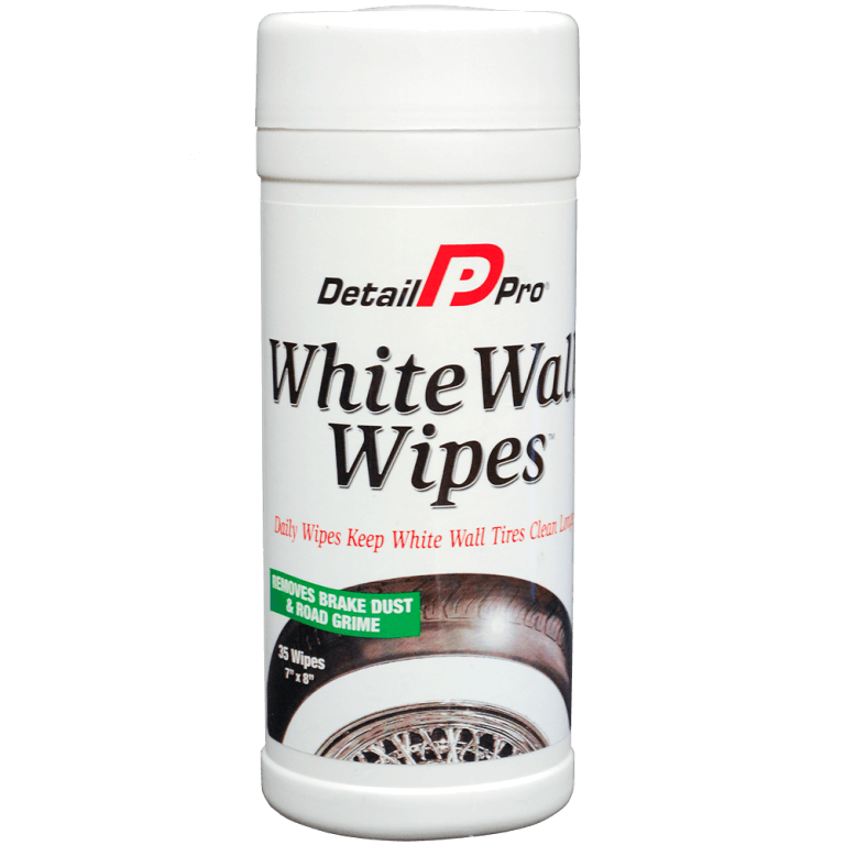 Detail Pro Whitewall Wipes