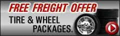 Free Freight Offer