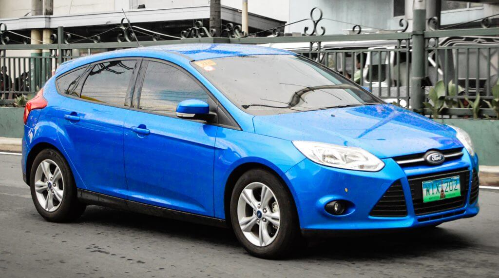 How To Reset Ford Focus Tyre Pressure Warning Light