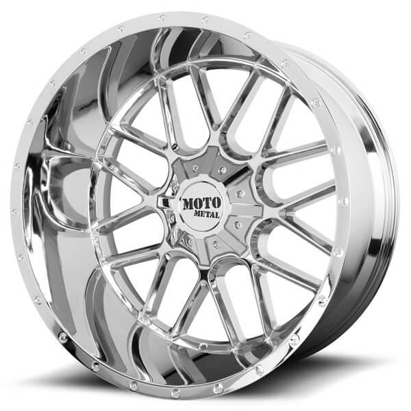 MO986 SIEGE CHROME RIM by MOTO METAL WHEELS Wheel Size ...