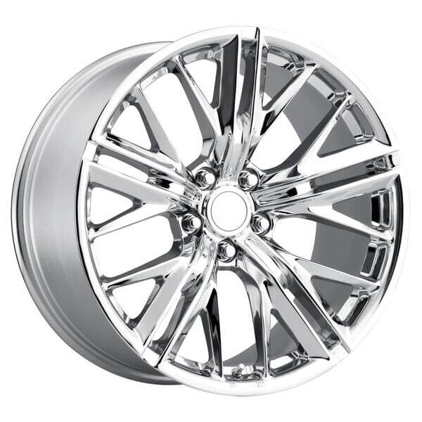 Chevy Camaro Zl1 2017 Style 28 Chrome Rim By Factory
