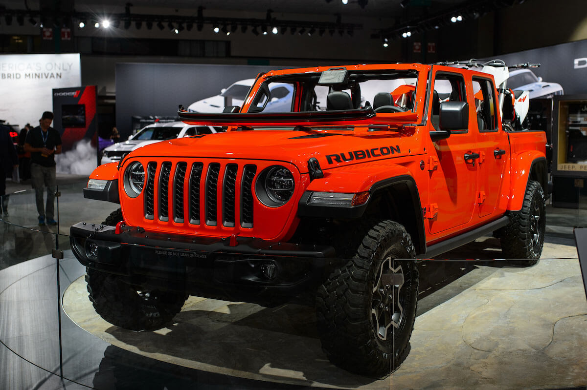 How Will the Jeep Gladiator Stand Up Against Its Rivals ...