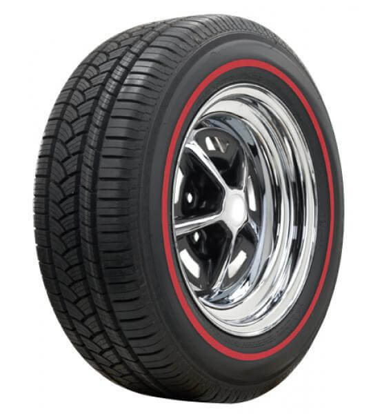 Red Line Tires >> Low Profile Redline Radial Vintage Tire By American Classic Antique Tires