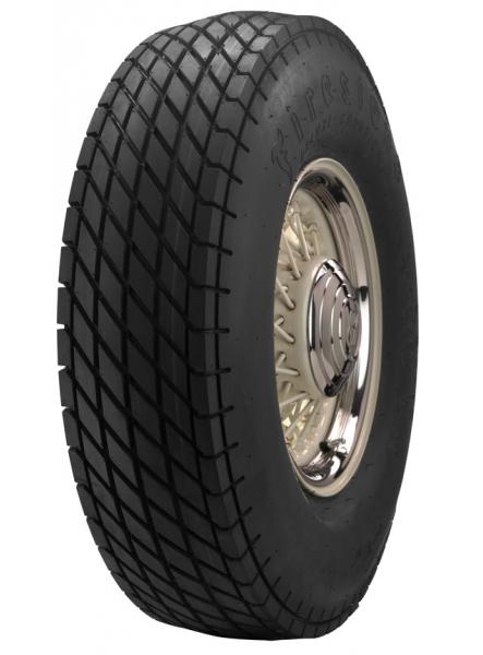 Dirt Track Grooved Rear Bias Ply Vintage Tire By Firestone