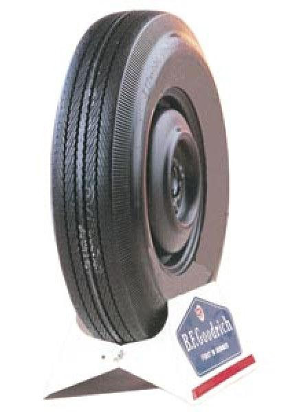 VINTAGE 18 WHITEWALL BIAS PLY TIRE by BFGoodrich Vintage ...