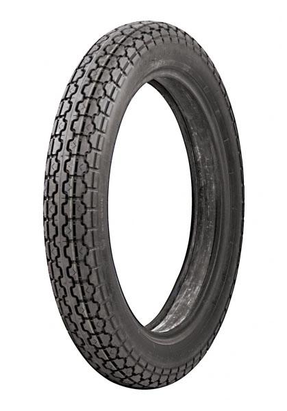 rear vintage motorcycle tire  firestone classic performance  tire