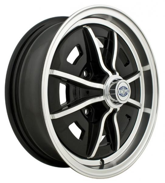 Tire and Wheel Package for 1969 VOLKSWAGEN BEETLE - 15 ...