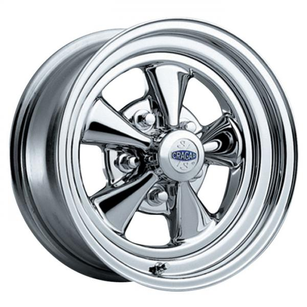 Are Wheel Spacers Safe >> 08/61 S/S SUPER SPORT STEEL RIM with ALUMINUM CENTER by CRAGAR WHEELS Wheel Size 14x7 ...