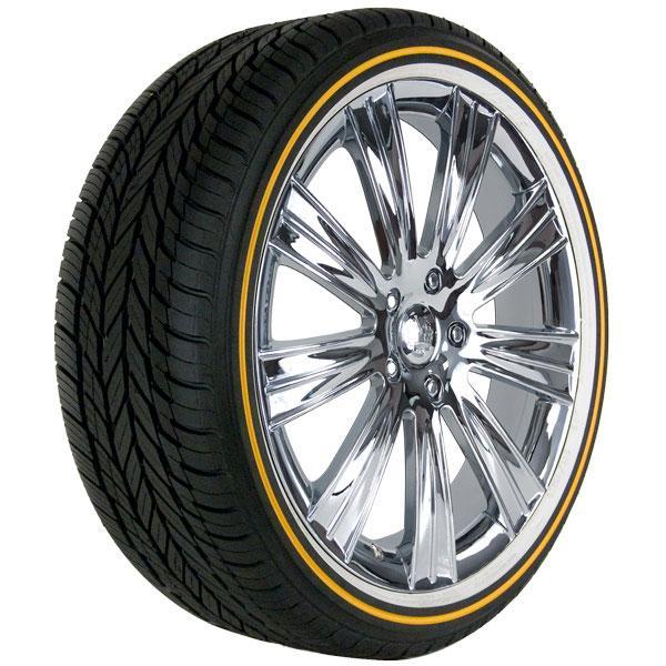 Custom Built Radial Viii By Vogue Tyre Passenger Tire Size