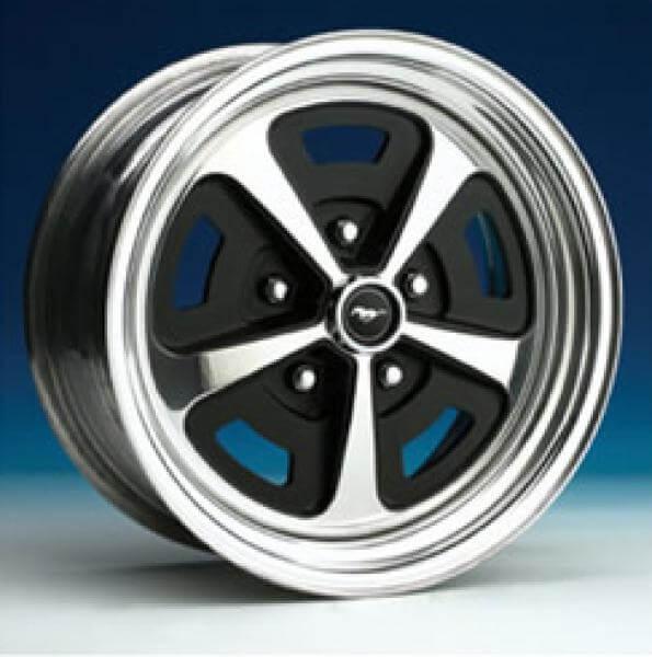 94 SERIES BILLET MAGNUM 500 POLISHED RIM by CIRCLE RACING WHEELS Wheel Size 18x9.5 - Performance ...