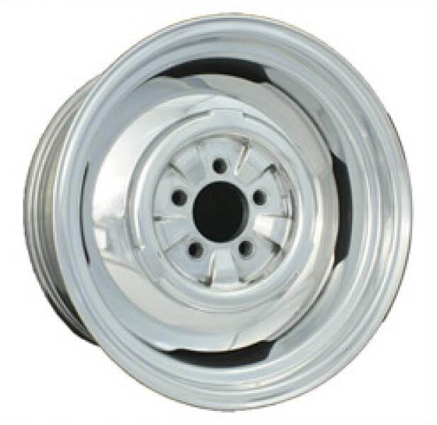 108 Series Billet Oe Style Polished Rim By Circle Racing