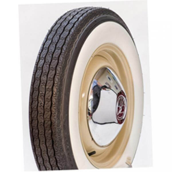 Vintage Whitewall Tires 14