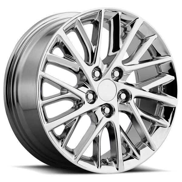 Lexus Es 350 Tires: LEXUS ES350 2016 STYLE 83 CHROME RIM By FACTORY